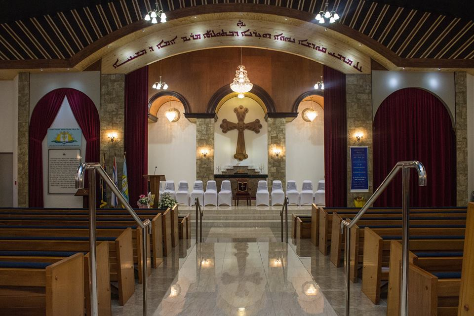 Consecration of St. Marys Church - Auckland, New Zealand ...